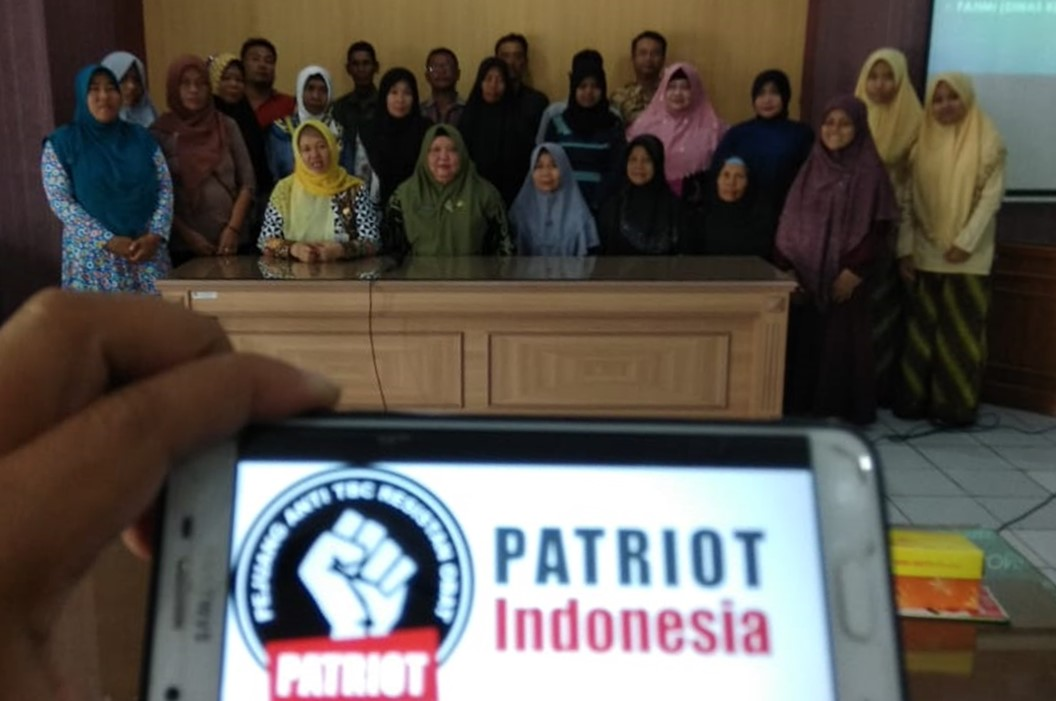 Patriot Indonesia Siap Mensukseskan Program Indonesia Bebas TBC