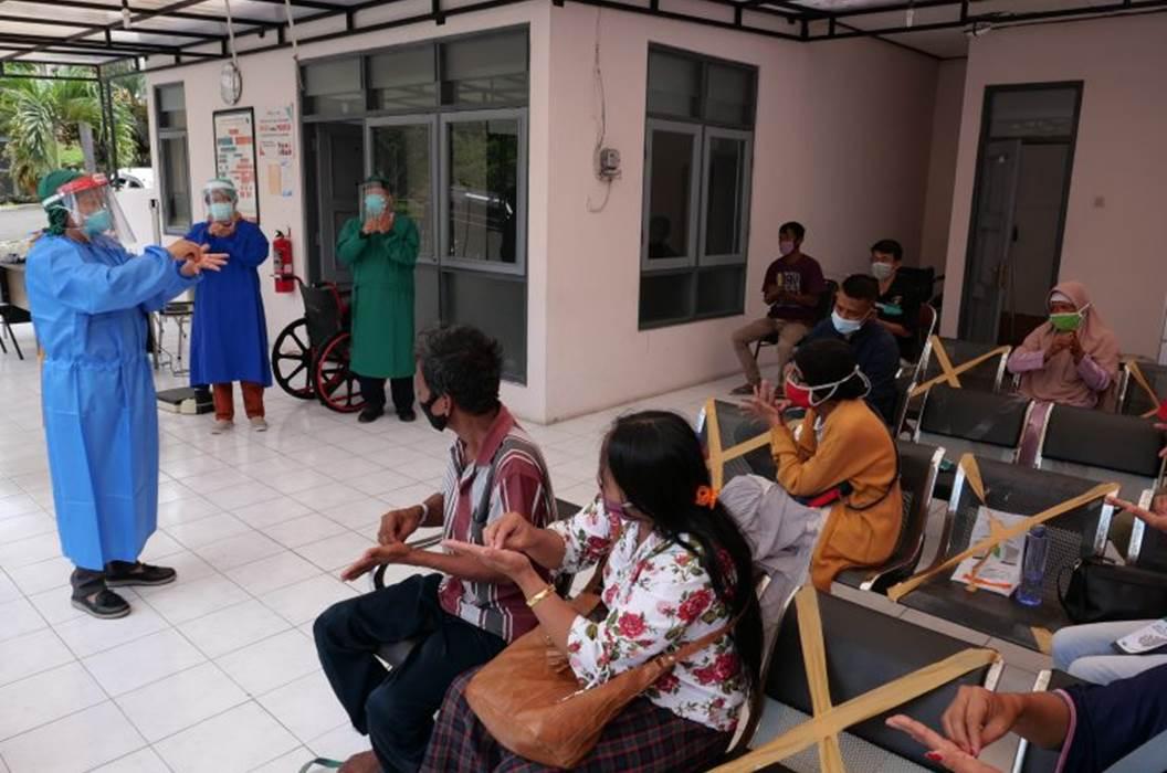 Wisuda Pasien Sembuh TBC Resisten Obat